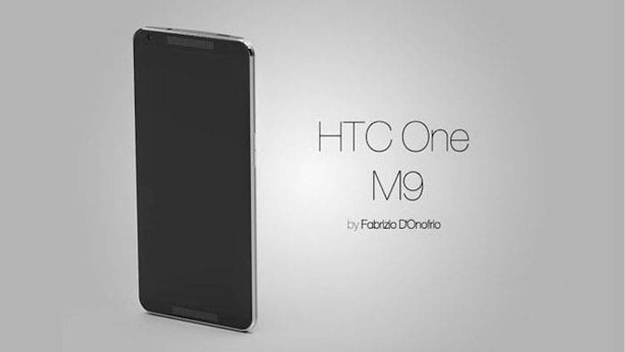 HTC One M9 Concepto
