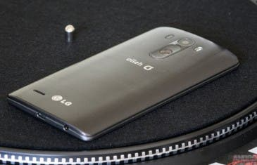 Así luce el LG G3 con sabor a Android 5.0 Lollipop