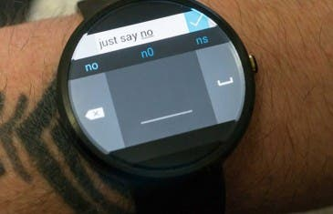 Microsoft presenta un teclado excepcional para Android Wear