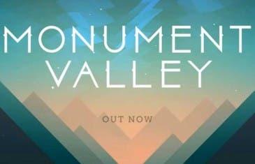 Monument Valley totalmente gratis en Amazon App Store