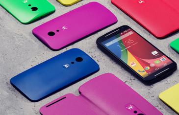 Filtraciones de Android 5.0 Lollipop en Moto G y Moto X