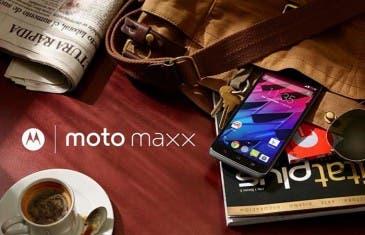 El Motorola Moto Maxx no llegará al mercado europeo