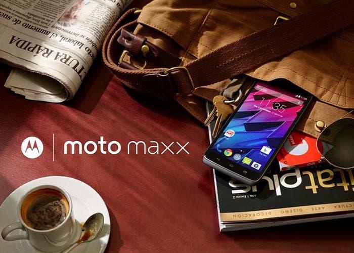 Imagen del Motorola Moto Maxx