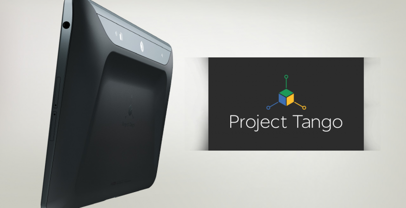 Tablet-Project-Tango