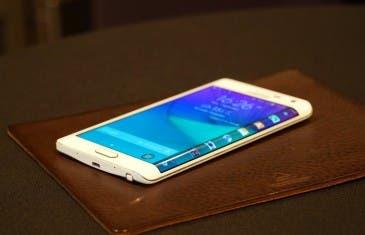 """El Samsung Galaxy Note Edge se estrena con una """"Premium Edition"""" en Alemania"""