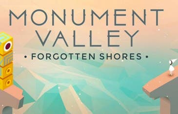 Monument Valley se actualiza con 8 nuevos niveles denominados: Forgotten Shores