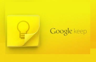 Google Keep 3.0 se incorpora a la lista de Material Design