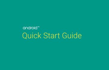 Ya está disponible la guía de inicio rápido de Android 5.0 Lollipop