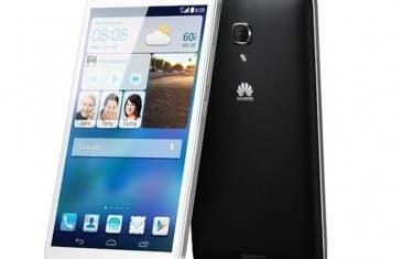 Huawei Ascend Mate 2 se actualiza desde Jelly Bean a Lollipop