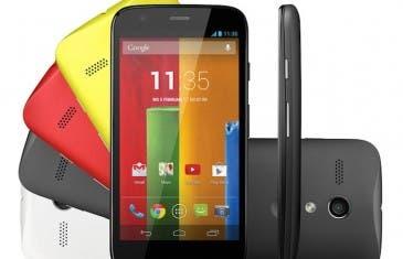 Motorola adapta Cámara y Galería a Material Design
