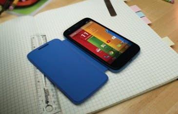 El Motorola Moto G se prepara para recibir Android 5.0 Lollipop