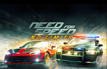 Need For Speed No Limits para Android en 2015