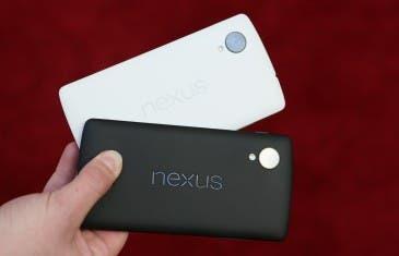 Google Nexus 5 deja de producirse y ya no podremos hacernos con él