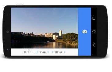 El Google Nexus 5 es capaz de grabar vídeos a 60fps y 120fps