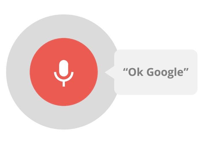 """Google Now permite el comando de voz """"OK Google"""" desde cualquier pantalla"""