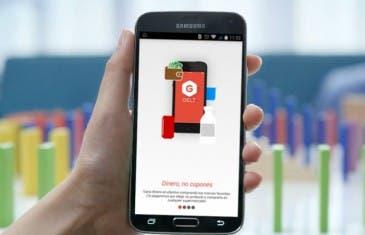Gelt, la aplicación que te paga por comprar en el supermercado