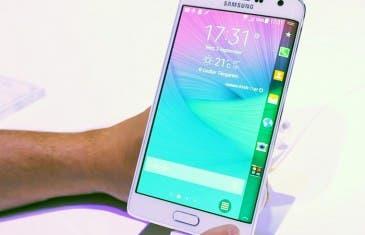 Samsung Galaxy Note Edge con Snapdragon 810 ¿en camino?
