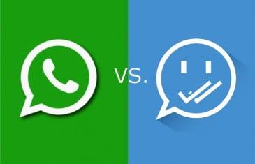 Evita el doble check azul de WhatsApp con Shh