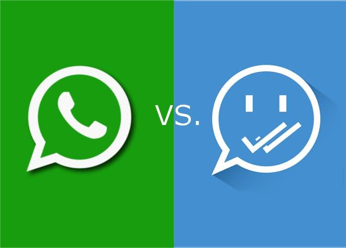 Shh evita el doble check de WhatsApp