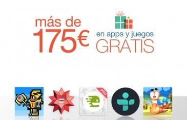 Amazon celebra la Navidad regalando 175 euros en aplicaciones