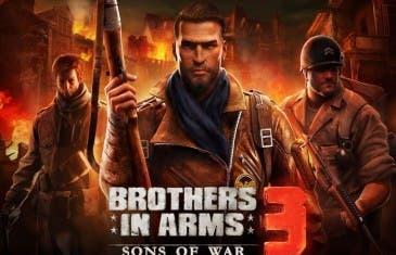 Brothers in Arms 3: uno de los mejores shooters de Google Play
