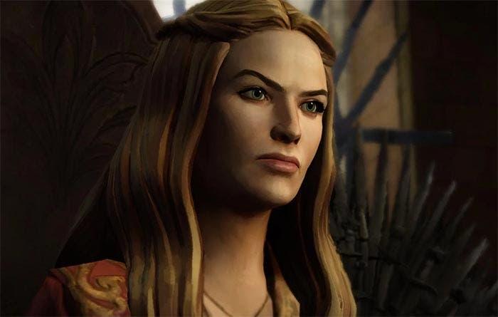 Captura de Juego de Tronos de Telltale