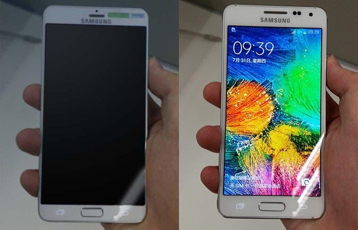 Fake del Samsung Galaxy S6
