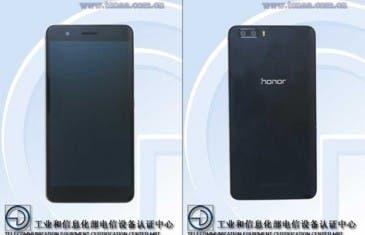 Cámara dual para el Huawei Honor 6 Plus ¡Hoy posible presentación!