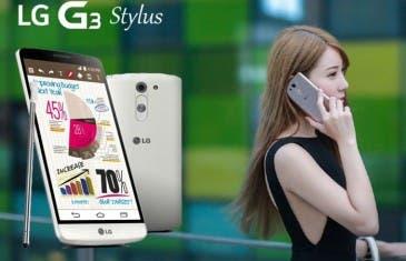LG prepara el G Pen para competir directamente con Samsung