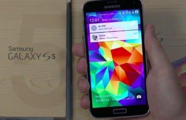 El Samsung Galaxy S5 recibe una nueva actualización de Android 5.0 Lollipop