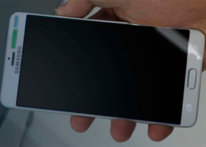 Imagen filtrada del prototipo del Galaxy S6