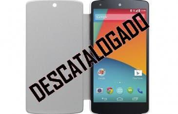 La QuickCover para el Google Nexus 5 ya es historia