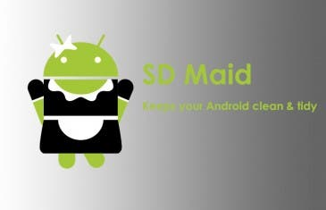 Libera espacio en tu teléfono con SD Maid [ROOT]
