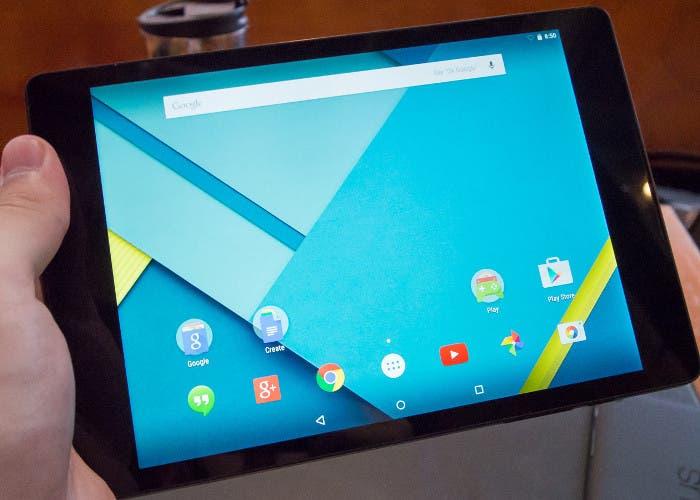 La tablet Nexus 9 LTE/4G de 32 GB ya se puede comprar en España