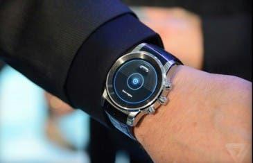 Un nuevo smartwatch de LG aparece en la conferencia de Audi