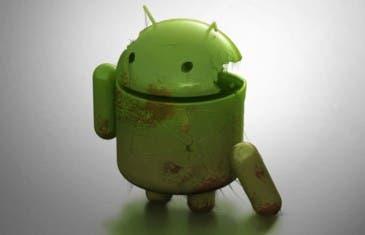Google deja de ofrecer parches de seguridad en versiones anteriores a Android 4.4 KitKat