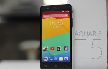 Bq sube los precios de su smartphones y tablets