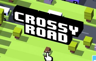 Crossy Road llega a Android, cruza sin dejar de mirar