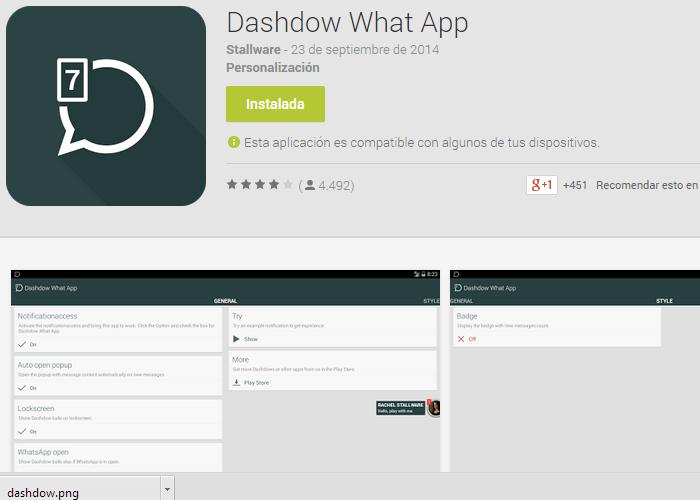Dashdow