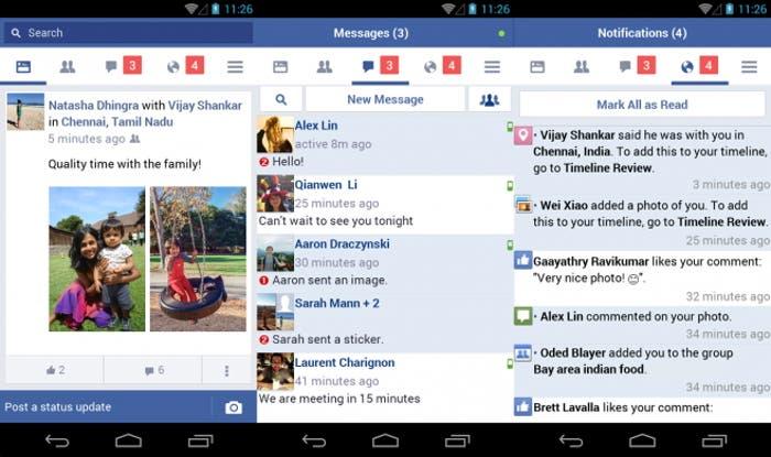 Facebook Lite, la nueva app de Facebook mucho más ligera