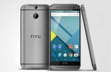 Lollipop para HTC One (M8) ya está aquí, junto con Sense 6