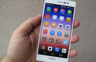 El nuevo Huawei P8 podría presentarse en marzo