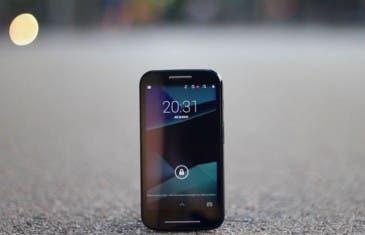 [OFERTA] Motorola Moto E por 79€ ¡CORRE!