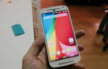 Nuevas versiones del Motorola Moto G y Moto E con 4G y Lollipop