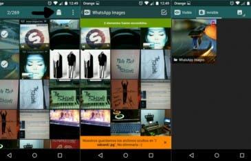 Como ocultar imágenes y vídeos en Android de manera sencilla