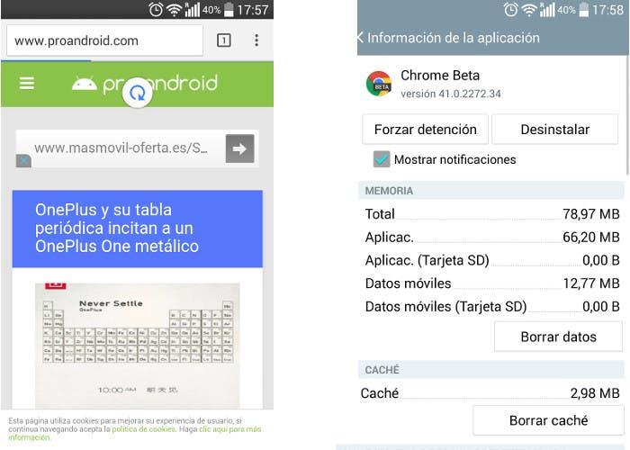Chrome se actualizará pronto con más dosis de Material Design