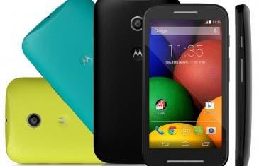 Nuevas filtraciones de un posible Motorola Moto E segunda generación