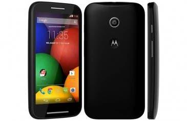 Primera imagen del Motorola Moto E 2 Gen. ¿Con 4G LTE?