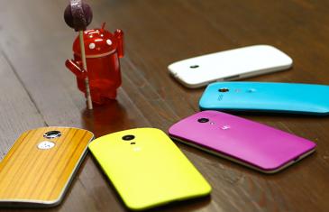 Motorola no se olvida de Lollipop y anuncia que pronto tendremos la actualización