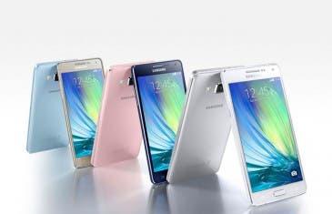 Precio oficial y pre-reserva para los Samsung Galaxy A3 y A5